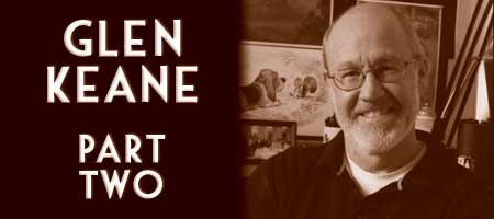 Glen Keane, Part Two
