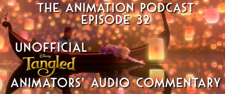 Tangled Animators' Audio Commentary